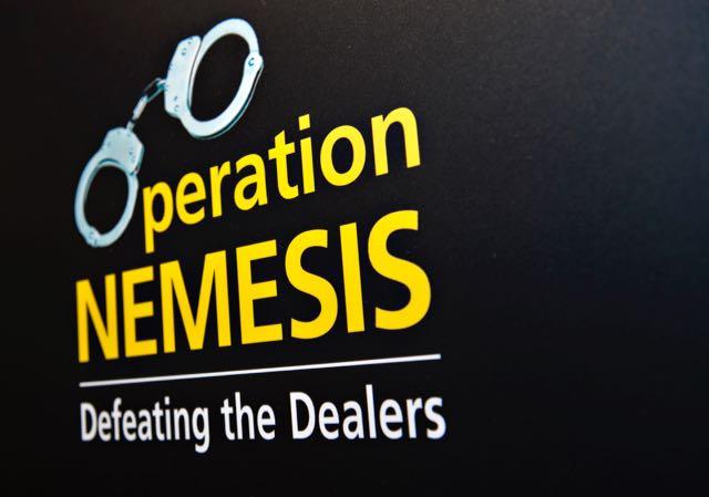 Op Nemesis logo